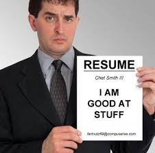 Value of a Good Resume